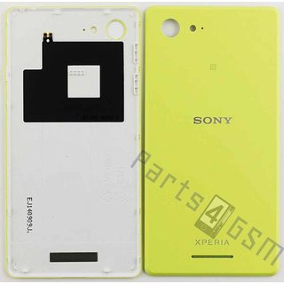 Sony Xperia E3 Battery Cover, Lime, A/405-59080-0004