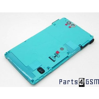 Sony Xperia Go ST27i Middenbehuizing Zwart Speaker 1255-5039