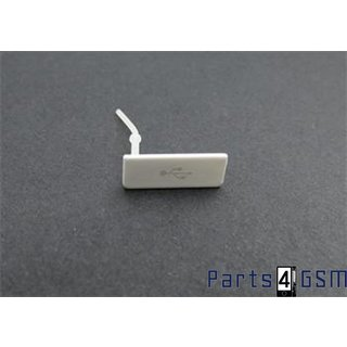 Sony Xperia Go ST27i USB Cover White 1262-1940
