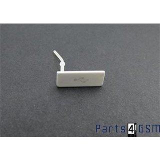 Sony Xperia Go ST27i USB Cover White 1262-1940