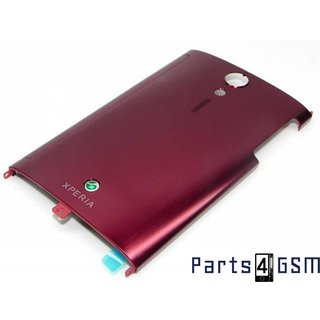 Sony Xperia Ion LT28i Battery Cover Red 1265-6943