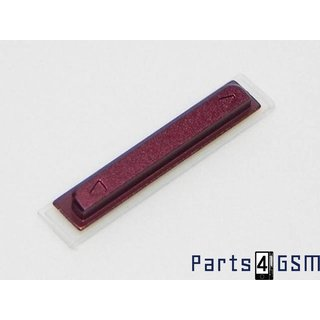 Sony Xperia Ion LT28i Volume Button Red 1265-6891