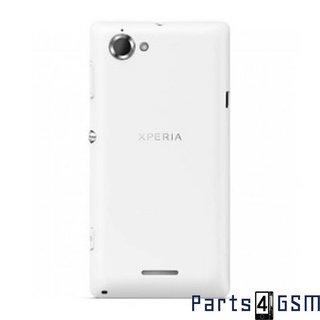 Sony Xperia L C2105 Accudeksel Wit 251ASA7701W