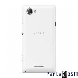 Sony Xperia L C2105 Battery Cover White 251ASA7701W