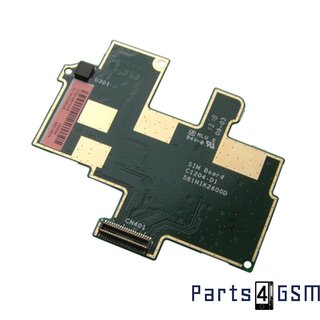 Sony Xperia M Dual C2005 Simkaartlezer, 311NIK2602E