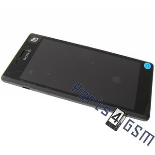 Sony Xperia M2 dual D2302 LCD Display Module, Black, 78P7120002N