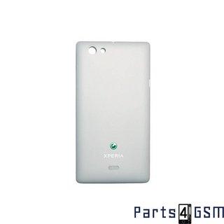 Sony Xperia Miro ST23i Accudeksel Wit 1265-2260