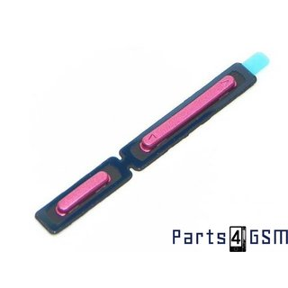 Sony Xperia P LT22i Aan/Uit, Volume Knop Roze 1265-9896