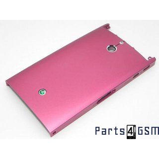 Sony Xperia P LT22i Battery Cover Pink 1265-1874