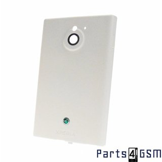 Sony Xperia Sola MT27i Accudeksel Wit 1254-5591