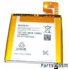 Sony LIS1499ERPC 1257-1456 Batterij, Xperia T LT30i, 1780mAh, inbouw, 1257-1456