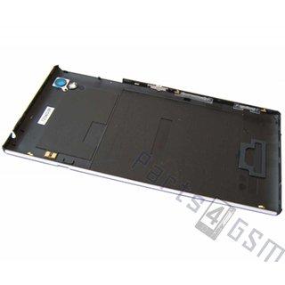 Sony Xperia T3 Battery Cover, Black, F/196GUL0001A