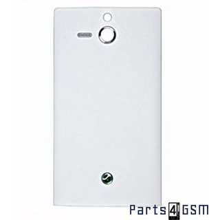 Sony Xperia U ST25i Accudeksel Wit 1252-1586