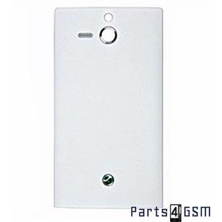 Sony Xperia U ST25i Battery Cover White 1252-1586