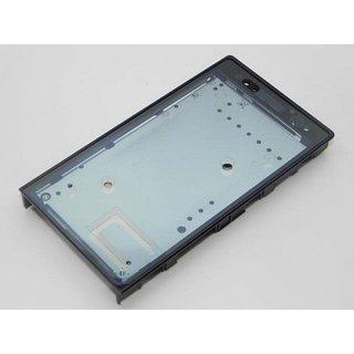 Sony Xperia U ST25i Frame Chassis Display Black 1252-1516