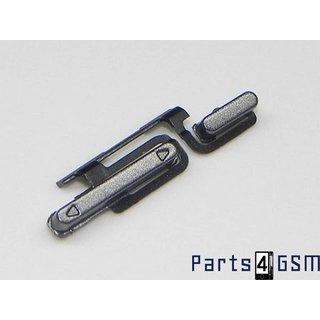 Sony Xperia V LT25i Side Keys Silver 1265-6186