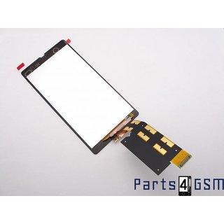 Sony Xperia Z C6603 Lcd Display + Touchscreen Zwart