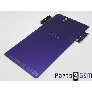 Sony Xperia Z L36H (C6603) Accudeksel, Paars, 1272-2210