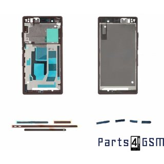 Sony Xperia Z L36H C6603 Behuizing Voor Paars
