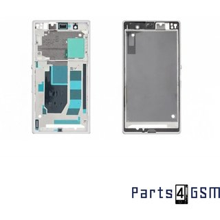 Sony Xperia Z L36H C6603 Behuizing Voor Wit