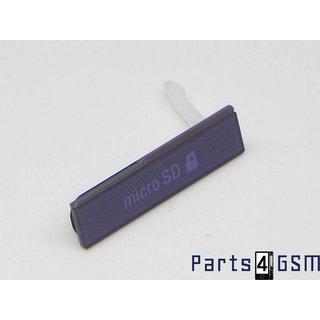 Sony Xperia Z L36H C6603 MicroSD Cover Violet 1272-4966