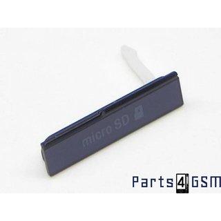 Sony Xperia Z L36H C6603 MicroSD Cover Black 1272-4964