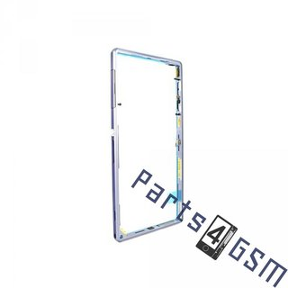 Sony Xperia Z1 (L39H C6903) Middenbehuizing, Paars, 1274-9002