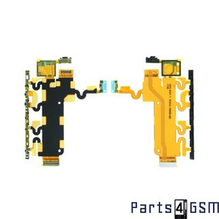 Sony Xperia Z1 C6902, C6903, C6906 Side Keys Flex 1270-6401