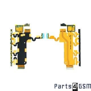 Sony Xperia Z1 C6902, C6903, C6906 Zijknoppen Flex 1270-6401