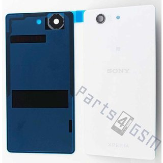 Sony Xperia Z3 Compact Battery Cover, White, 1285-1192