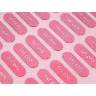 Sony Ericsson TXT Pro CK15i Logo Sticker Pink 1252-0950