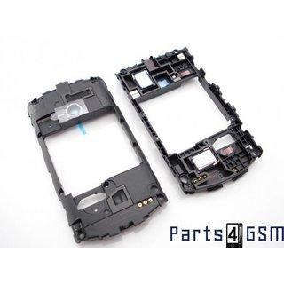 SonyEricsson WT19i Middle Cover Black 1250-5896