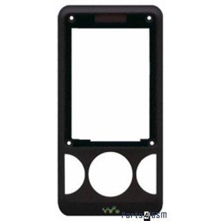 Sony Ericsson W205 Frontcover Black