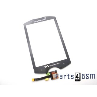 Sony Ericsson WT18i Touchscreen Display Zwart