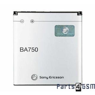 Sony Ericsson Battery, BA-750, 1500mAh, GGT-23840