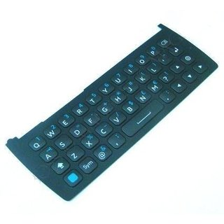 Sony Ericsson SK17i QWERTY KeyBoard Black 1242-2022