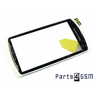 Sony Ericsson Xperia Play R800i Touchscreen Display + Frame White 1247-2435