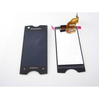Sony Ericsson Xperia Ray (ST18i) LCD Display + Touchscreen Zwart SWAP
