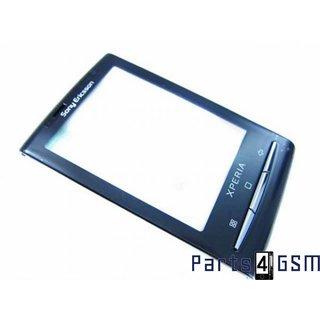 Sony Ericsson Xperia X10 Touchpanel Glas, Buitenvenster Raampje