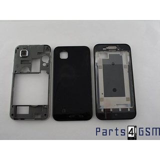 ZTE Atlas Cover Set Black