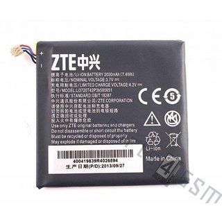 ZTE Battery, Li3720T42P3h585651, 2000mAh, 63267