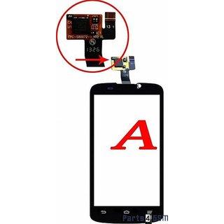 ZTE Blade V Touchscreen Display, Zwart