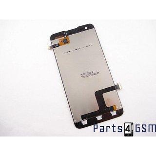 ZTE Grand S Flex Lcd Display Module, Zwart