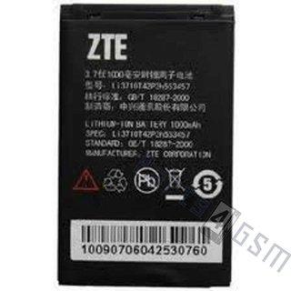 ZTE Racer 2 Accu, Li3710T42P3h553457, 1000 mAh