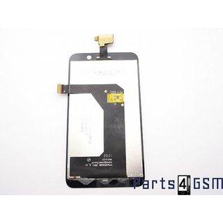 ZTE Skate Acqua Lcd Display + Touchscreen Display Zwart