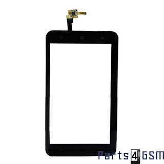 ZTE V9 Touchscreen incl. IC + Frame Black