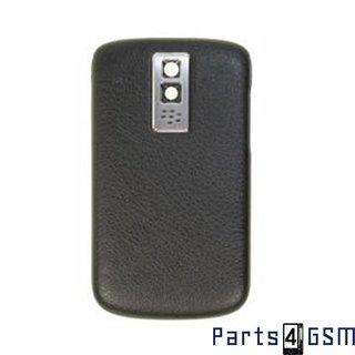 BlackBerry Bold 9000 Batterijklep Lederen Zwart