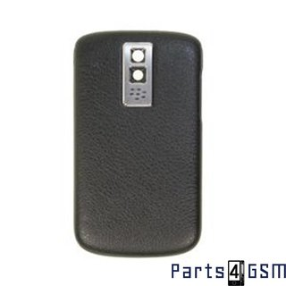 BlackBerry Bold 9000 Battery Cover Leather Black