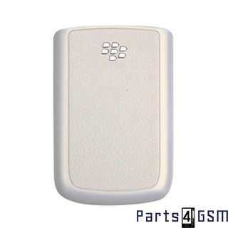BlackBerry Bold 9700 Battery Cover White