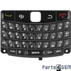 BlackBerry Bold 9700 Toetsenbord [QWERTY] Zwart